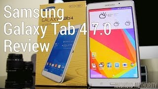 Samsung Galaxy Tab 4 (7.0) Review