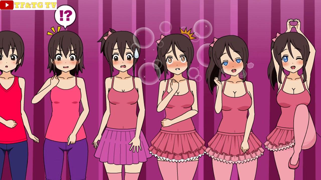 One piece man to girl transformation | Anime Amino