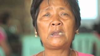 (Part 1) 7 April 2015 interview with the mother of  Mary Jane Veloso