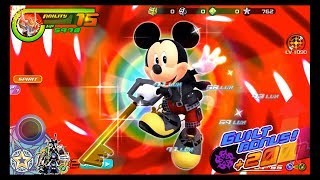 [KHUx JP] 200% Guilted Mickey KHIII Ver. 【EX】 Showcase