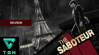 The Saboteur Review