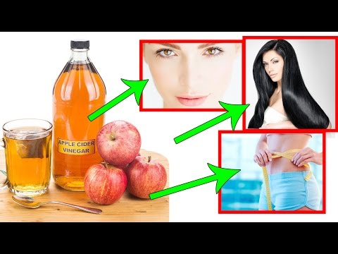 apple-cider-vinegar-benefits-for-skin-care,-hair-growth-and-weight-loss