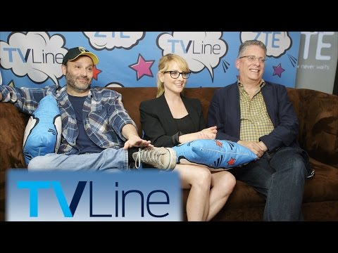 Big Bang Theory Interview | TVLine Studio Presented by ZTE | Comic-Con 2016