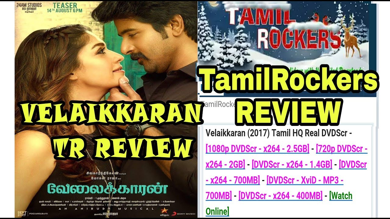 velaikkaran 2017 tamil movie download torrent