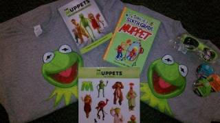 """Win Exclusive """"The Muppets"""" Prizes from Walt Disney Pictures!"""