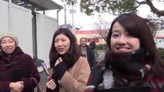 大川市第35代さわやかかぐや姫の勉強会が2016年2月某日行われました。2...