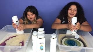 Don't Choose the Wrong Shampoo Slime Challenge