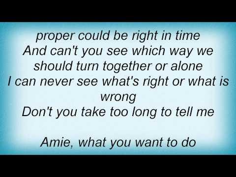 Lonestar - Amie Lyrics