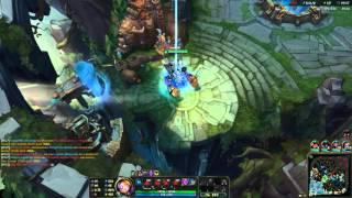 League of Legends URF Gameplay 3 (2016) Commentary (Blitzcrank)