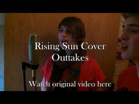 Rising Sun COVER outtakes