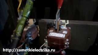 видео Как выбирается трансформатор тока