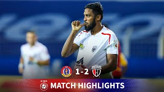 Highlights - SC East Bengal 1-2 NorthEast United FC - Match 104 | Hero 2020-21