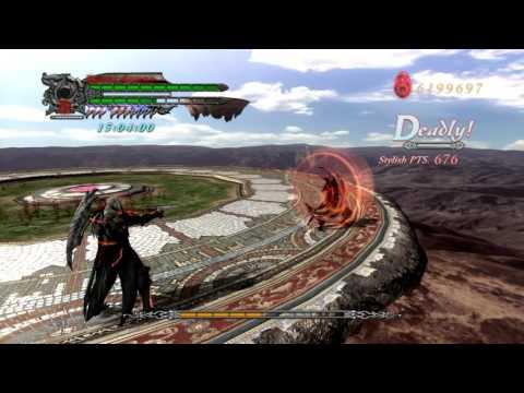 DMC4:SE Dante vs DeDM Dante (i'll buy a new controller tomorrow)