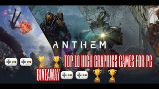 Top 10 games for ps4 mega giveaway
