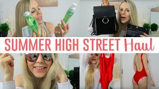 SUMMER HIGH STREET HAUL - Designer Dupes