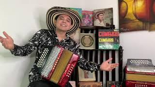 Una dedicatoria de Yeison Landero a los abuelos y abuelas de Colombia.