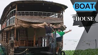 BoatHouse at Kerala - Experience and Price