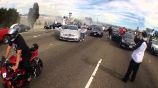 BikeLife taking over 880