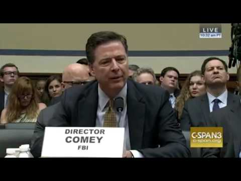 Comey Takes Down GOP Conspiracy Theories