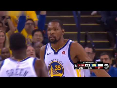 Golden State Warriors vs Houston Rockets Full Game Highlights  Game 6  2018 NBA Playoffs