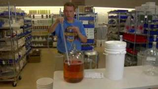 Home Brewing Tools : Home-Brewing Auto Siphon
