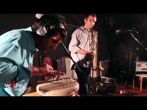"Goldspot - ""New Haven Green"" (Live at WFUV)"