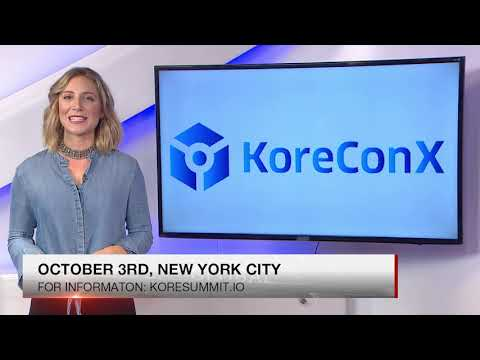 KoreSummit Welcome | October 3rd, New York City