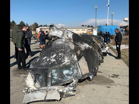 Иранский генерал взял на себя ответственность за авиакатастрофу  боинг 737