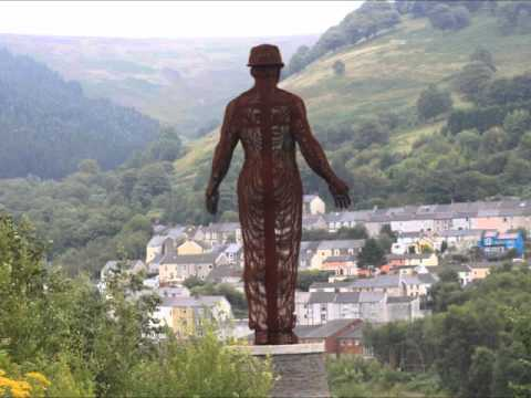 SIX BELLS COLLIERY MEMORIAL. ABERTILLERY SOUTH WALES