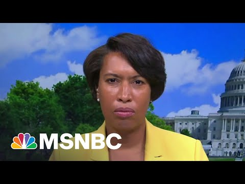 DC Mayor Bowser: Perpetrators Of Shootings Will Be 'Brought To Justice'