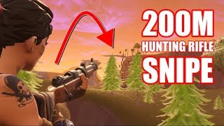 If i can SNIPE in Fortnite, you can too.