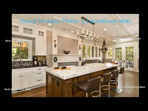 Kitchen sitting area designs | Modern House Interior design ideas with inspiration &