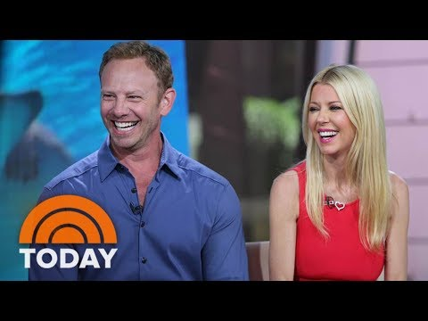 Ian Ziering: President Donald Trump Wanted To Be In 'Sharknado 3'  TODAY