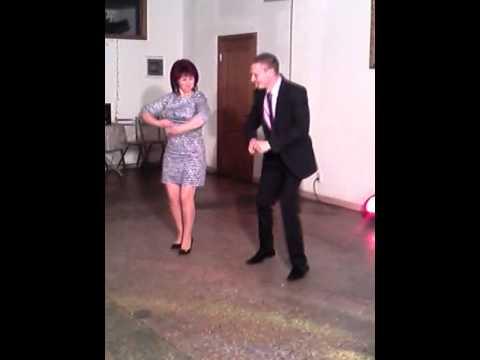 Танец жениха с тёщей
