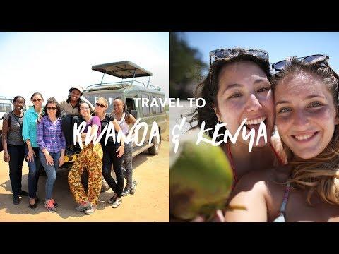 BEST BEACHES IN EAST AFRICA, SAFARI, SKYDIVE DIANI & MORE ❤️