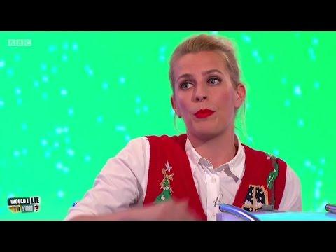 Sara Pascoe's Christmas  Would I Lie to You? HD CC