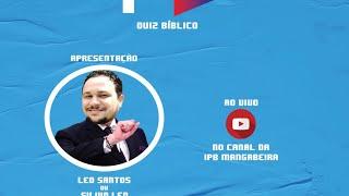 UMPlay - Quiz Bíblico - IPB Mangabeira