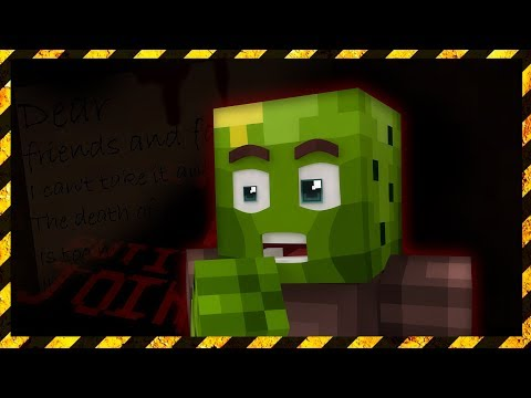THIS WAS SO CREEPY - Minecraft Horror Map