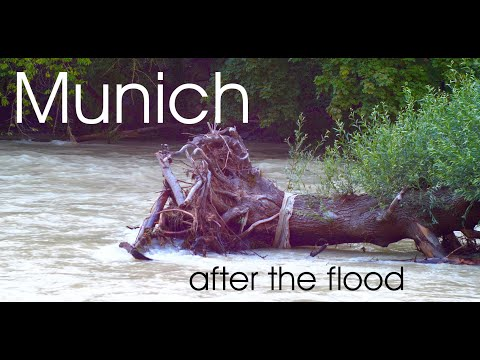 Munich after the flood