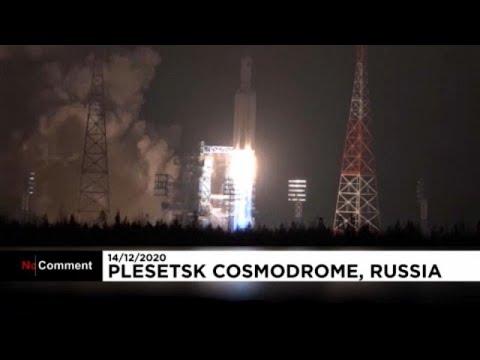 euronews (en español): Éxito en el segundo lanzamiento de prueba del cohete pesado ruso Angará-5