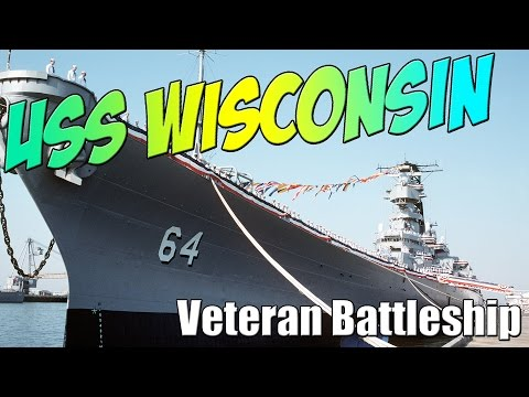 Know Your Ship Special - USS Wisconsin (BB-64) - Iowa Class Battleship