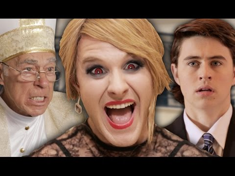 "Taylor Swift - ""Blank Space"" PARODY"