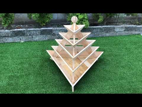 how-to-build-a-raised-wooden-planter-box:-easy-diy-flower-bed-ideas