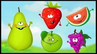 Apprendre les fruits en s