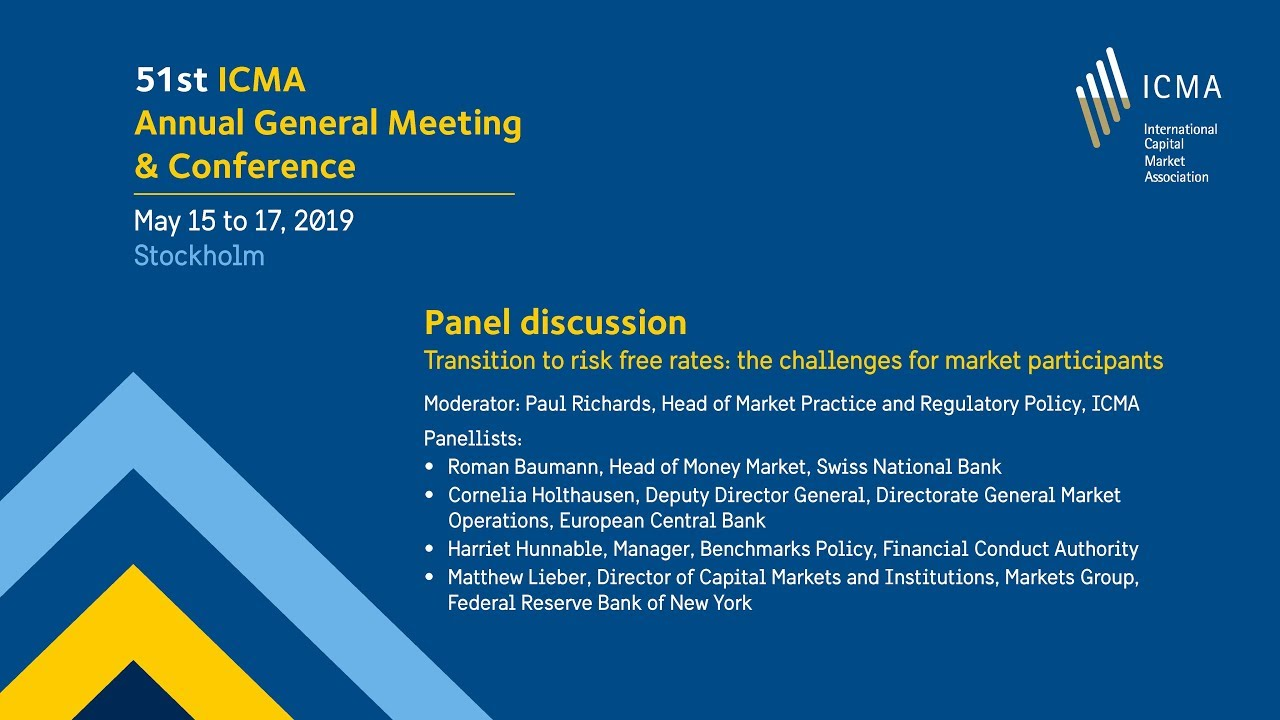 ICMA Annual General Meeting & Conference 2019