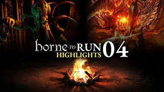 Spiders, Dags & Cthulhu Lads  - Borne to Run Highlights