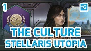 Stellaris Utopia Let