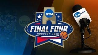 News Conference: Syracuse vs. North Carolina Final Four Head Coach Preview