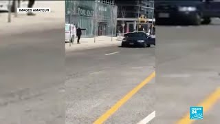 Véhicule-bélier au Canada : au moins 10 morts, la police parle d''un acte