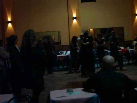Clases de tango en salon canning youtube for A puro tango salon canning